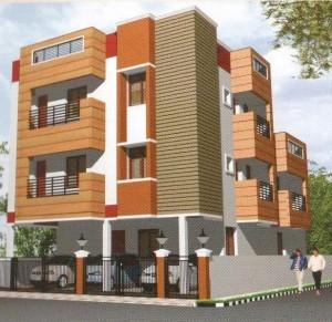 Posh Apartments for sale in Kundrathur Pallavaram main Road