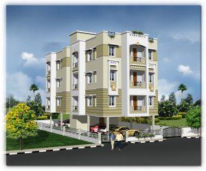 Posh Apartments Flats sale at Padi Near Mogappair Golden Flats