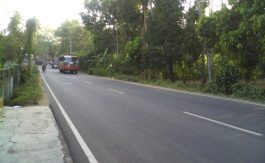 Land sale in highway Road of sunguvarchatram to thiruvallur